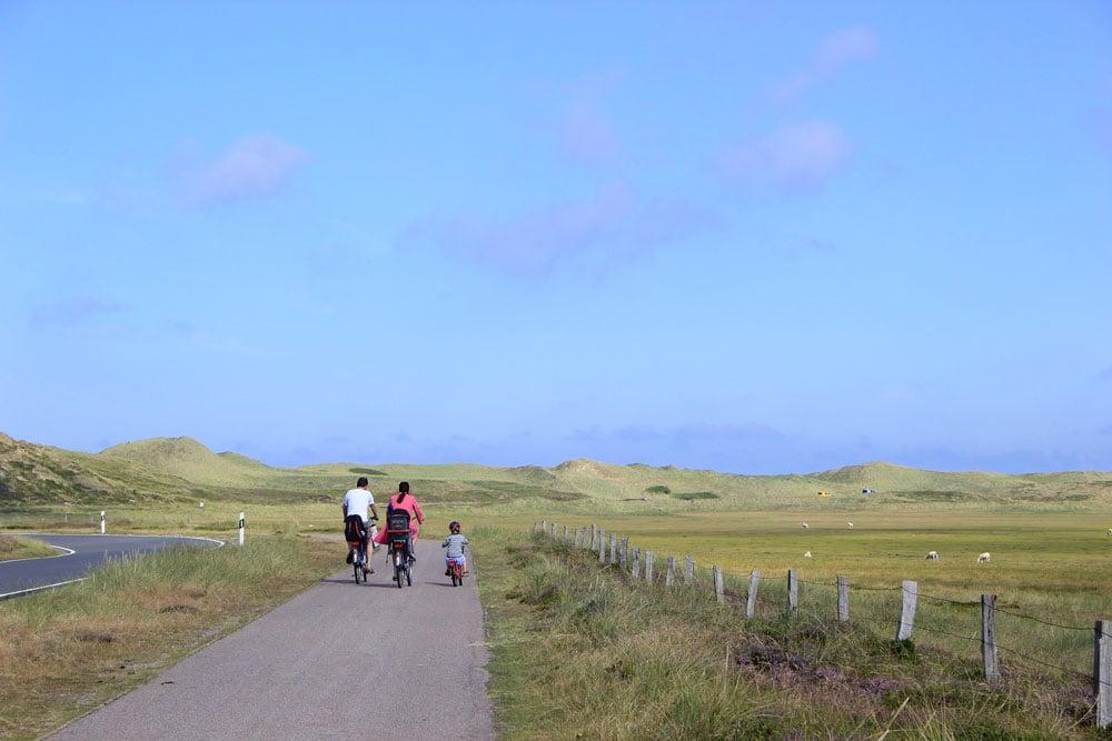 5 buoni motivi per partire in primavera con i propri bimbi in bici