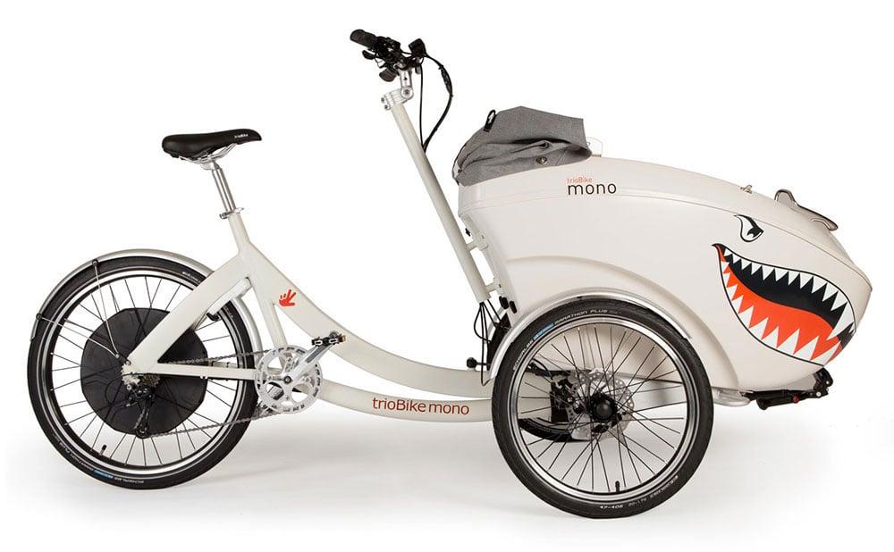 Cargo Bike Triobike