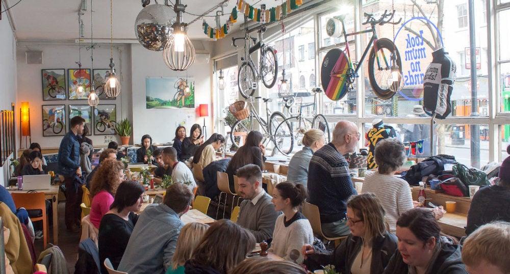 bike cafe europa