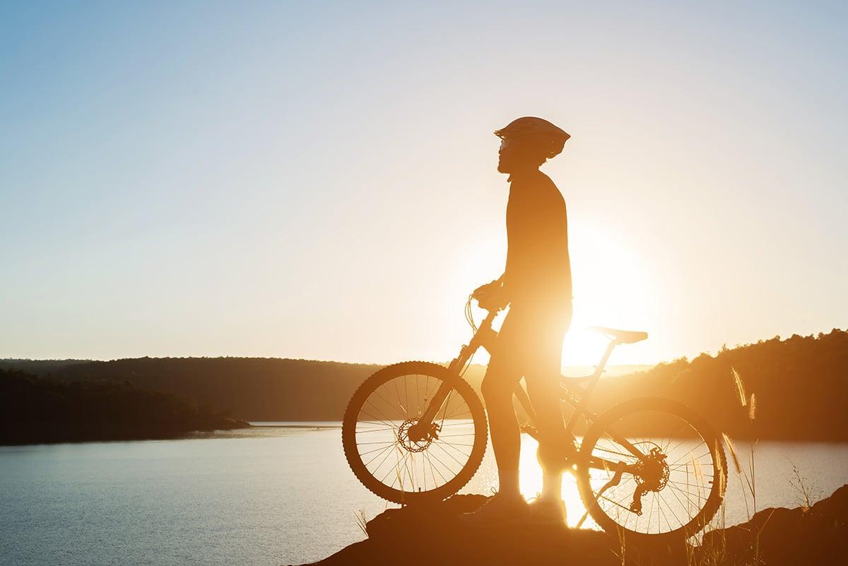 combattere cambiamento climatico con bici