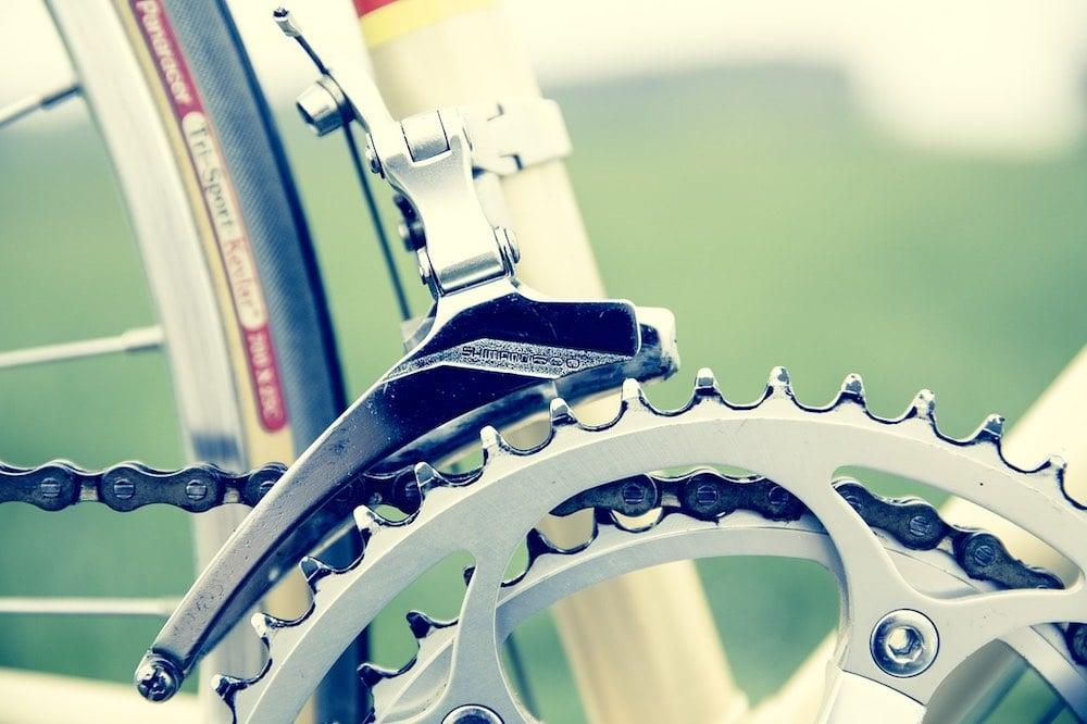 come cambiare catena bici