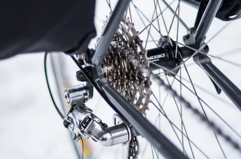 come regolare il cambio della bici