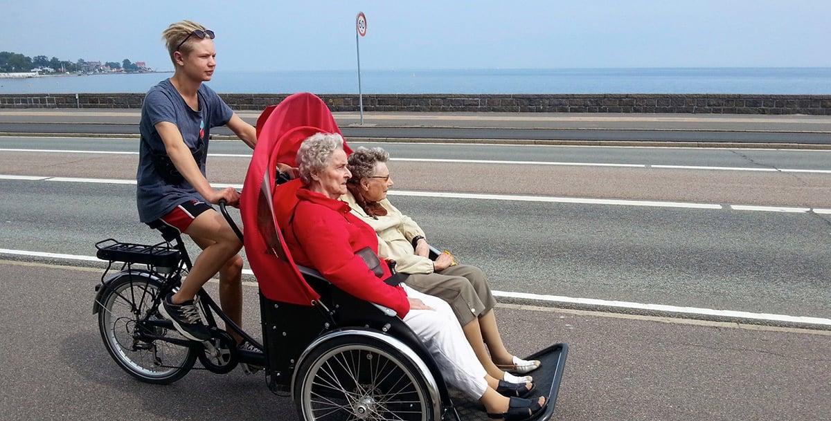 età giusta per andare in bici