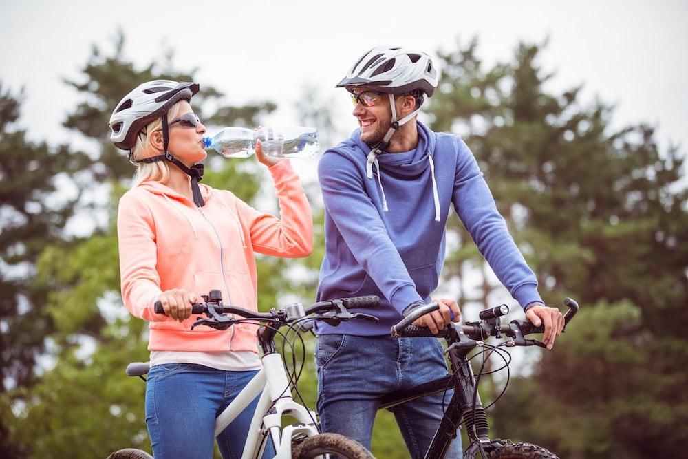 integratori per cicloturista ed escursionista