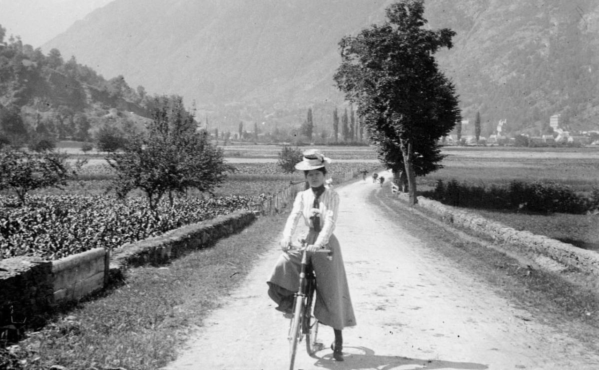letteratura in bici