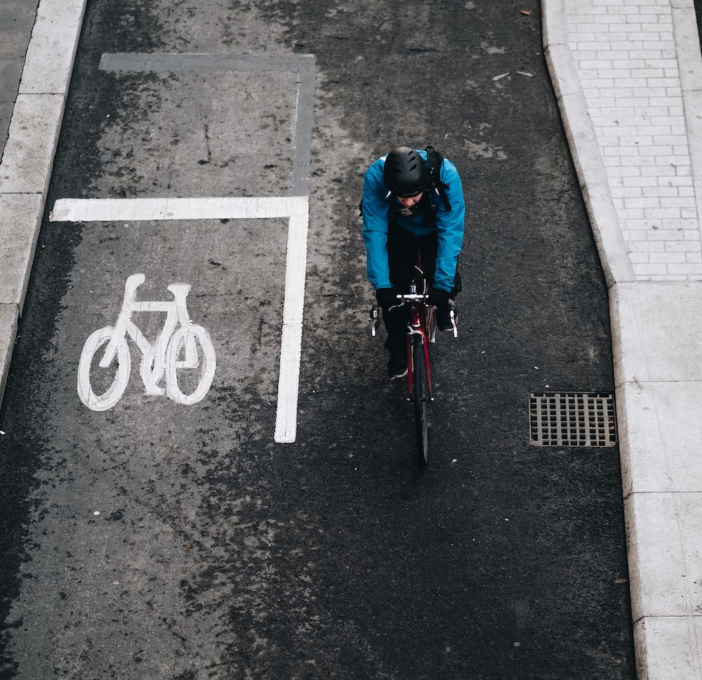 manutenzione bici in inverno
