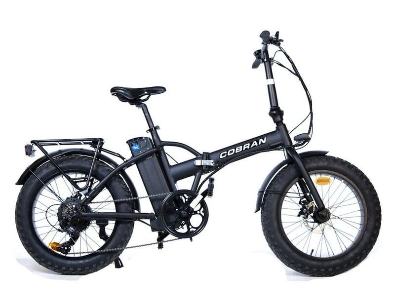 come scegliere bici elettrica pieghevole Cobran