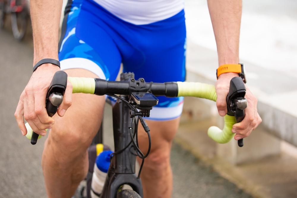 come allenarsi in bici da corsa